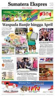 Cover Sumatera Ekspres
