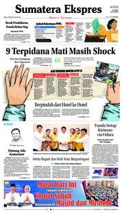 Cover Sumatera Ekspres 09 Februari 2019