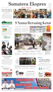 Sumatera Ekspres Cover
