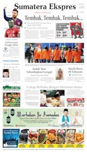 Sumatera Ekspres Cover 07 May 2019