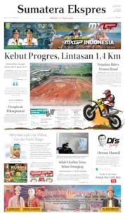 Cover Sumatera Ekspres 13 Juni 2019