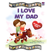 Cover I LOVE MY DAD oleh