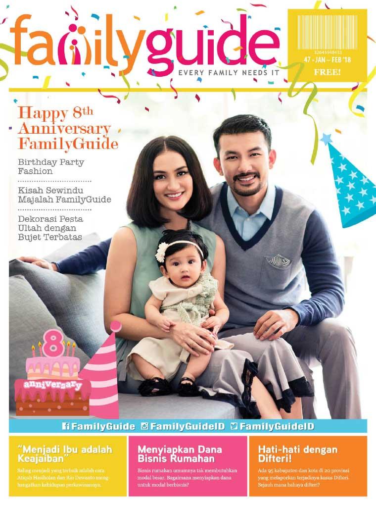 Majalah Digital familyguide Januari–Februari 2018