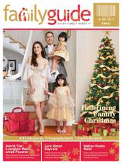Familyguide Magazine Cover November–December 2017
