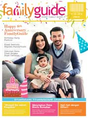 Familyguide Magazine Cover January–February 2018