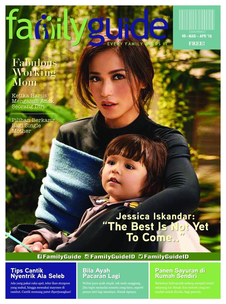 Majalah Digital familyguide Maret–April 2018