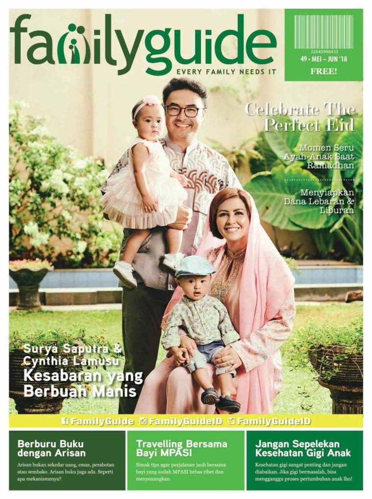Familyguide Digital Magazine May-June 2018