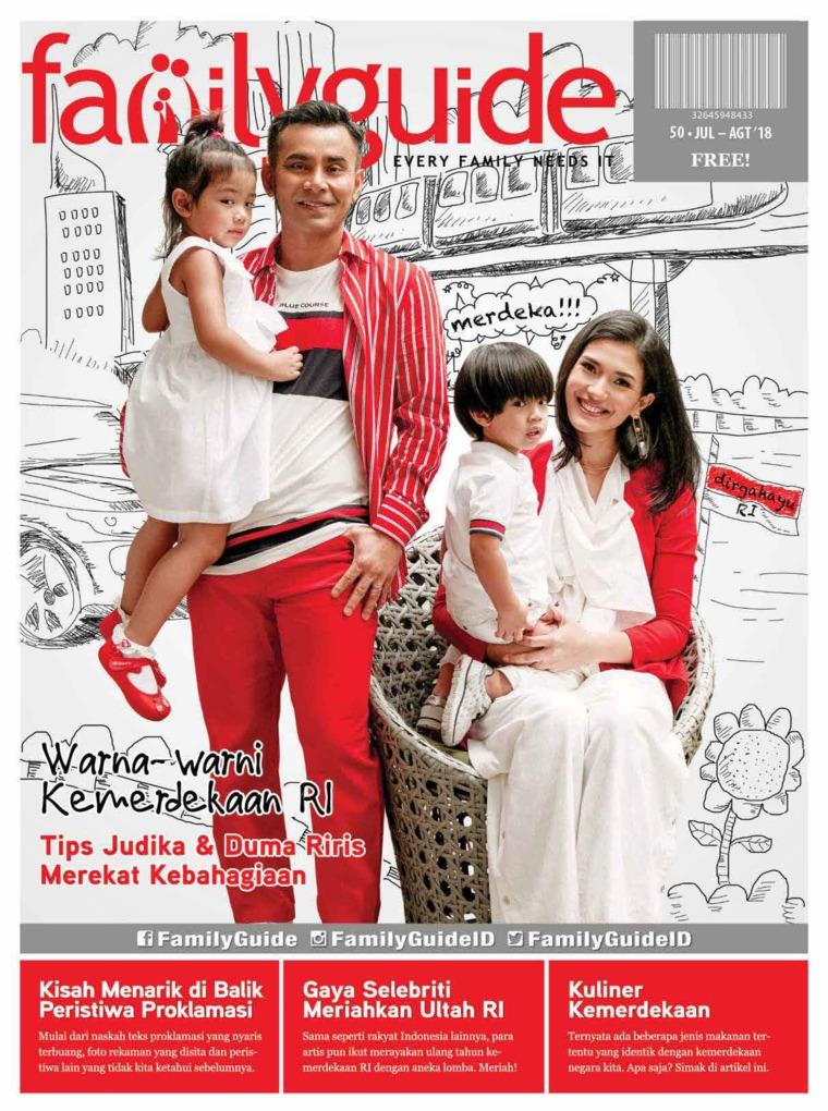 Majalah Digital familyguide Juli-Agustus 2018