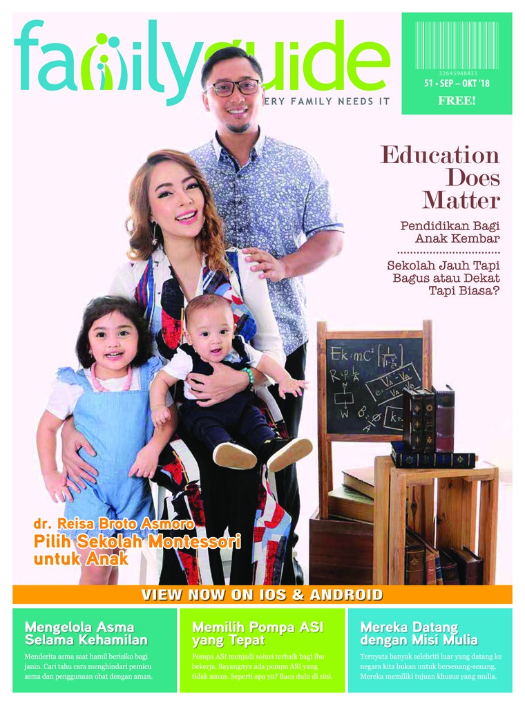 Majalah Digital familyguide September-Oktober 2018