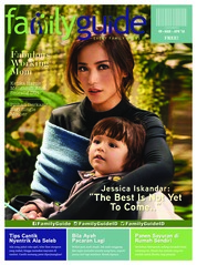 Cover Majalah familyguide Maret–April 2018