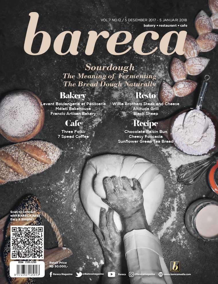 Bareca Bakery Resto Cafe Digital Magazine December 2017