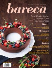 Bareca Bakery Resto Cafe Magazine Cover July 2017