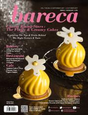 Cover Majalah Bareca Bakery Resto Cafe September 2017