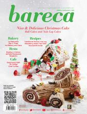 Cover Majalah Bareca Bakery Resto Cafe November 2017