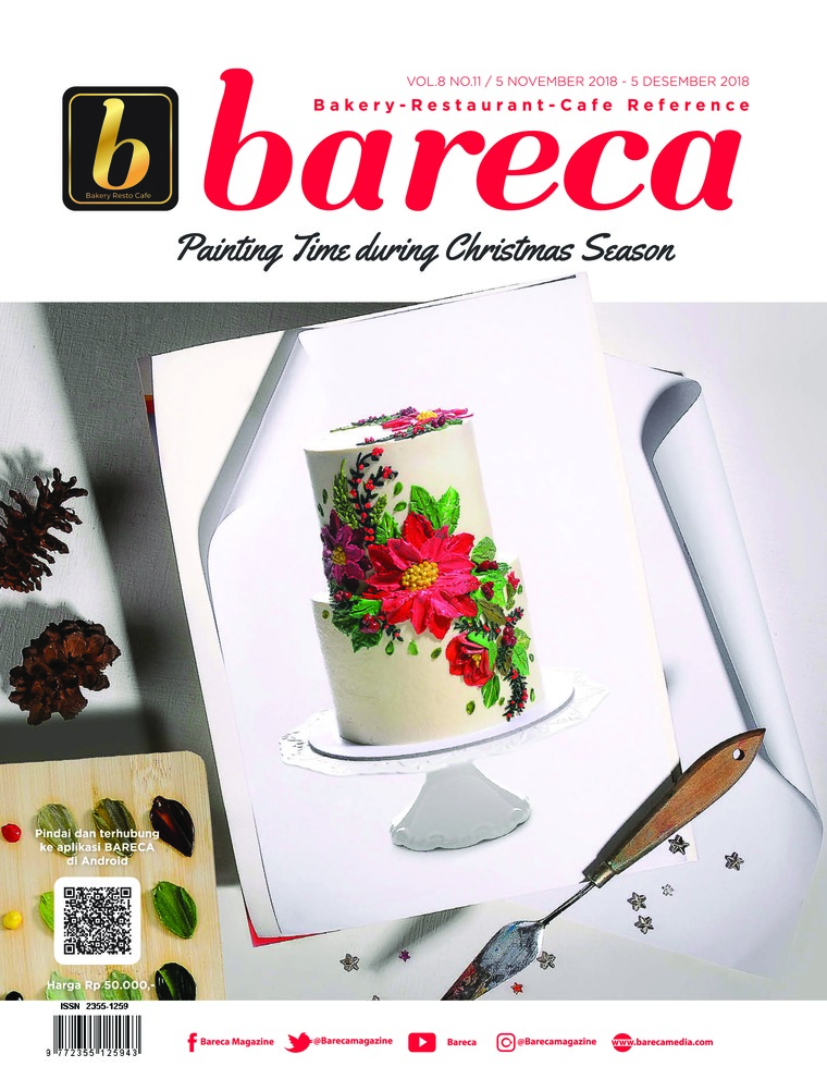 Majalah Digital Bareca Bakery Resto Cafe November 2018