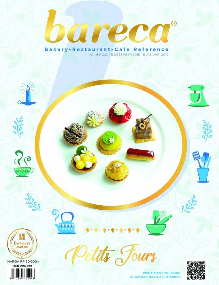 Majalah Digital Bareca Bakery Resto Cafe Desember 2018
