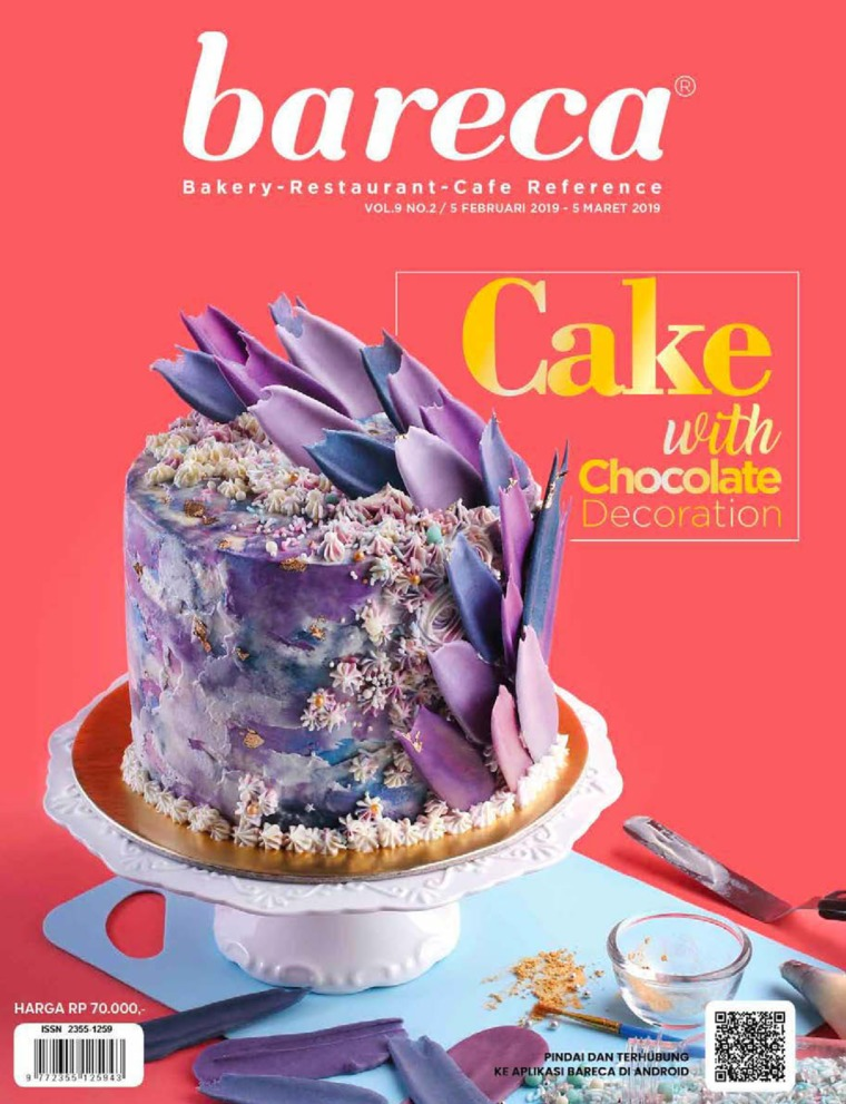 Bareca Bakery Resto Cafe Digital Magazine February 2019