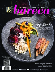 Bareca Bakery Resto Cafe Magazine Cover June 2018
