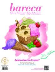 Cover Majalah Bareca Bakery Resto Cafe Oktober 2018