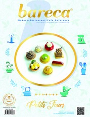 Bareca Bakery Resto Cafe Magazine Cover December 2018
