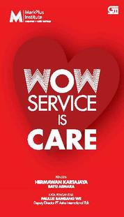 Wow Service is Care by Cover