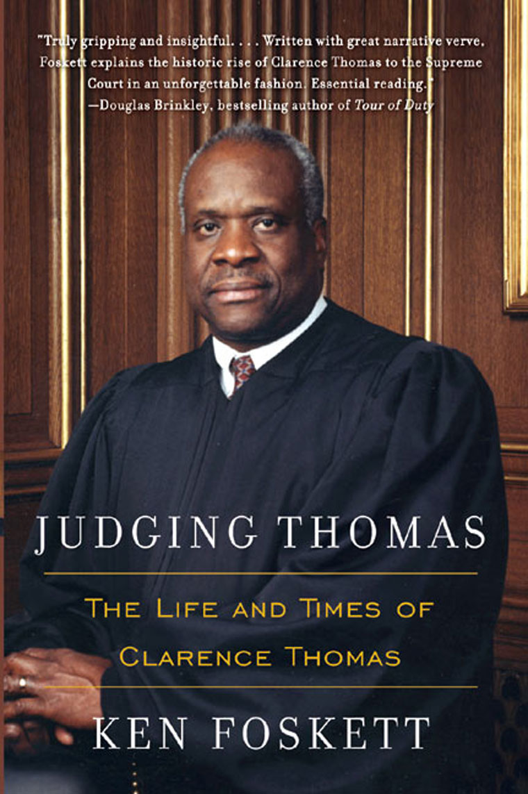 the biography of clarence thomas Clarence thomas recent decisions by justice thomas biographical data birth, residence, and family born june 23, 1948 in the pinpoint community, near savannah, georgia.