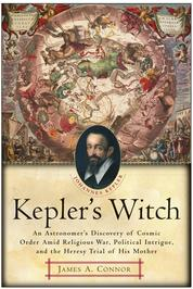 Cover Kepler's Witch oleh James A. Connor