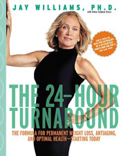 Cover The 24-Hour Turnaround oleh Jay Williams