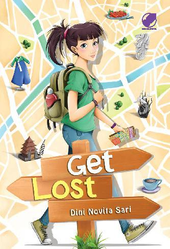 Get Lost by Dini Novita Sari Digital Book