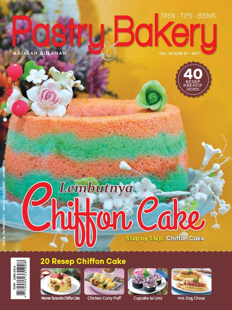 Majalah Digital Pastry & Bakery ED 97 September 2017