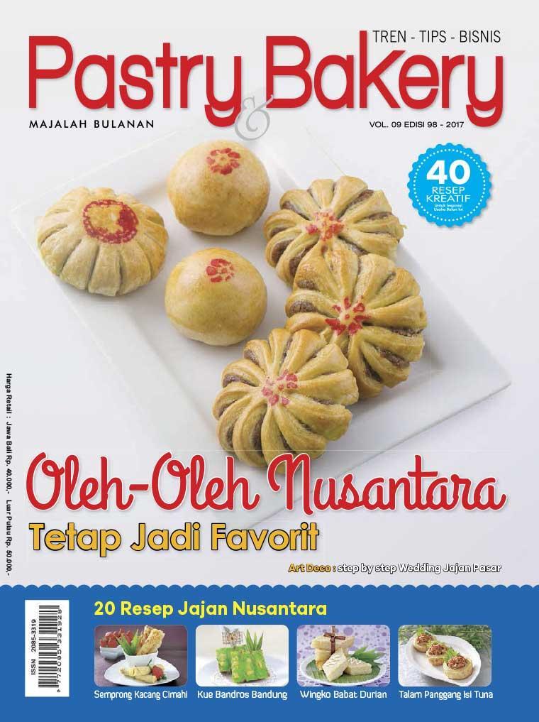 Pastry & Bakery Digital Magazine ED 98 October 2017