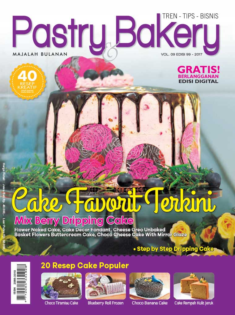 Pastry & Bakery Digital Magazine ED 99 December 2017