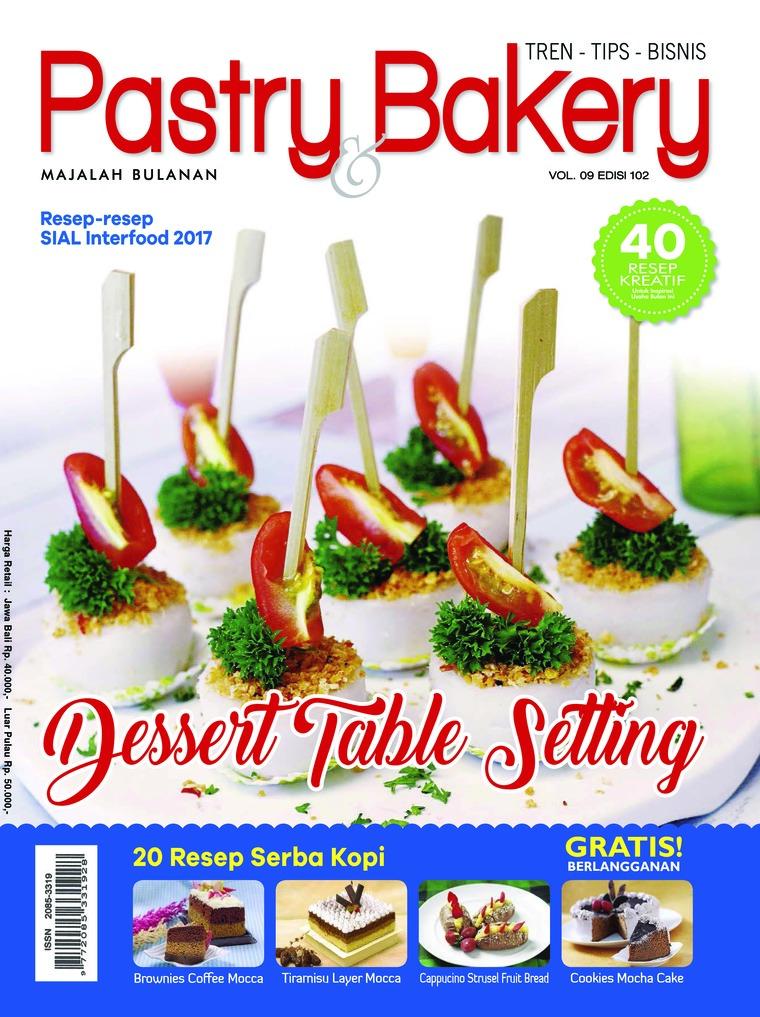 Pastry & Bakery Digital Magazine ED 102 February 2018