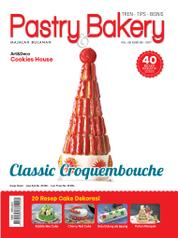 Pastry & Bakery Magazine Cover ED 89 January 2017