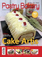 Pastry & Bakery Magazine Cover ED 96 August 2017