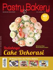Pastry & Bakery Magazine Cover ED 93 October 2017