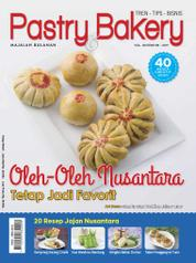 Pastry & Bakery Magazine Cover ED 98 October 2017