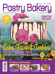 Pastry & Bakery Magazine Cover ED 99 December 2017