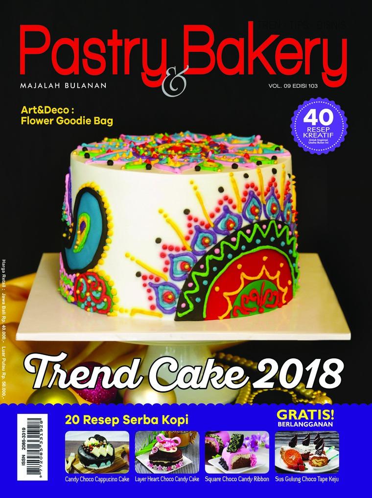 Pastry & Bakery Digital Magazine ED 103 March 2018