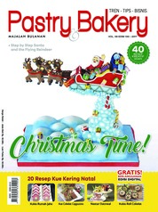 Pastry & Bakery Magazine Cover ED 100 December 2017