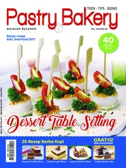 Pastry & Bakery Magazine Cover ED 102 February 2018