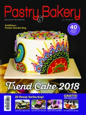 Pastry & Bakery Magazine Cover ED 103 March 2018