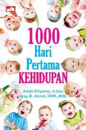 Cover 1000 Hari Pertama Kehidupan oleh