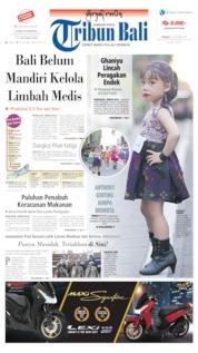 Tribun Bali Cover 22 September 2019