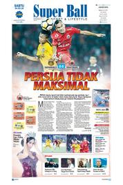 Cover Superball 24 Maret 2018