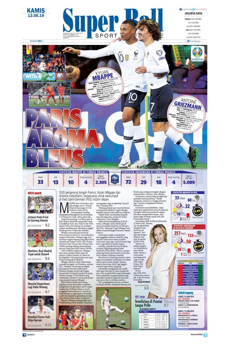 Superball Digital Newspaper 13 June 2019