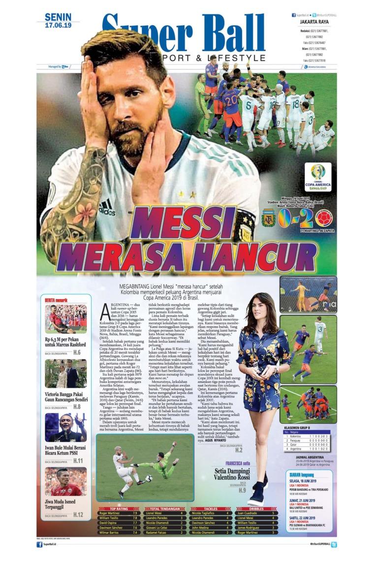 Superball Digital Newspaper 17 June 2019