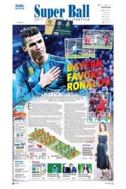 Cover Superball 25 April 2018