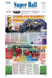 Cover Superball 17 Juli 2018