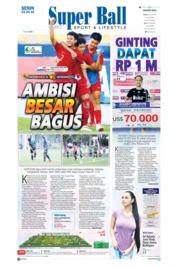 Cover Superball 24 September 2018